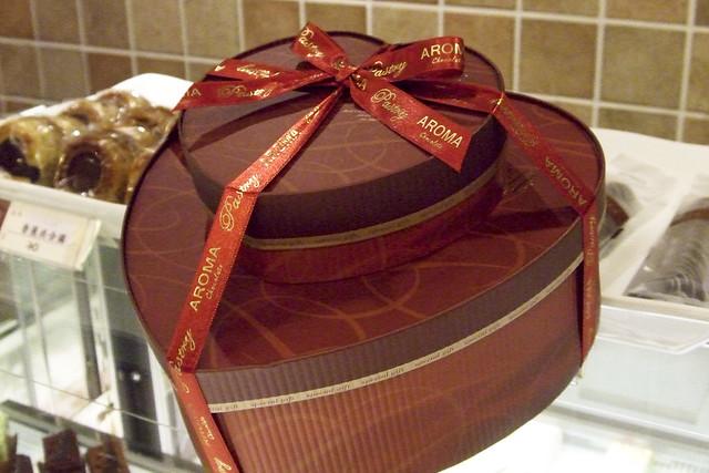 亞蘿蔓洋果子-喜餅盒
