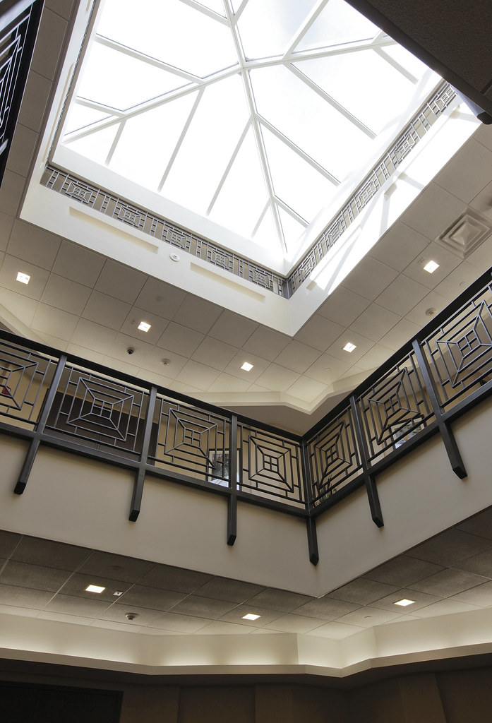 Stafford Associates skylight