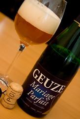 Boon Oude Geuze Mariage Parfait (Lembeek, Vlaams-Brabant, Belgium) (for the Love of Beer) Tags: beer belgium bier mariage oude biere parfait boon lambic geuze lembeek