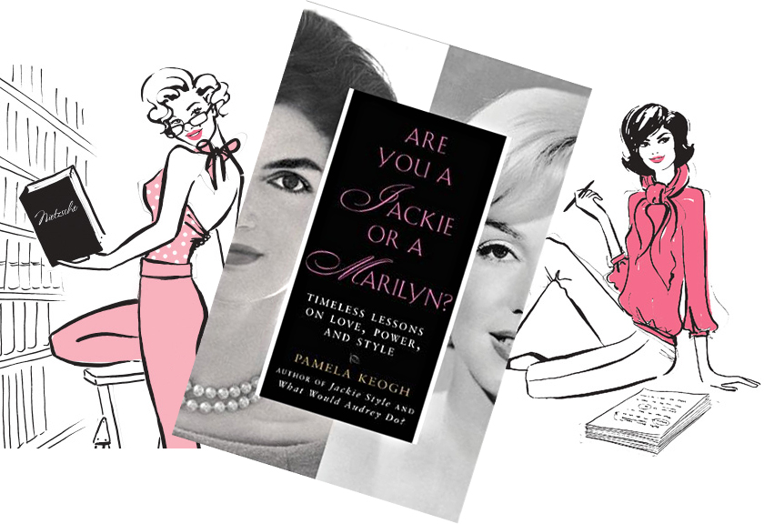are you a jackie or a marilyn book quiz
