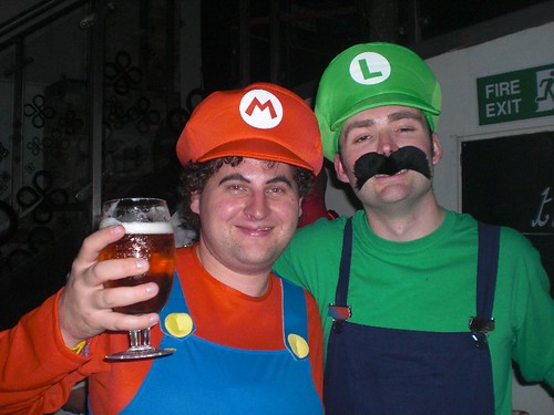 Super Mario Bros. - Mario and Luigi