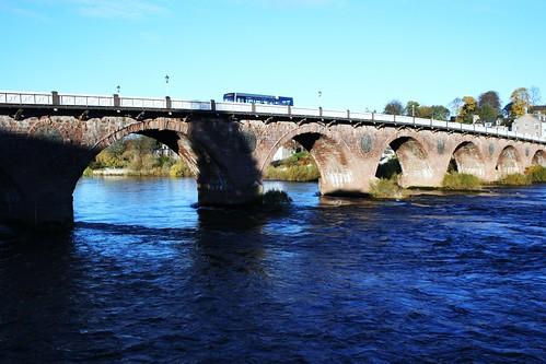 Bridge over River Tay