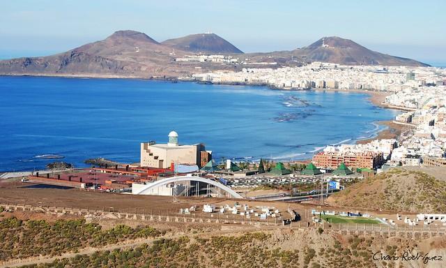 Praia de Las Canteras  - Las Palmas de Gran Canaria