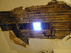 Apt. 19--Ceiling Collapse
