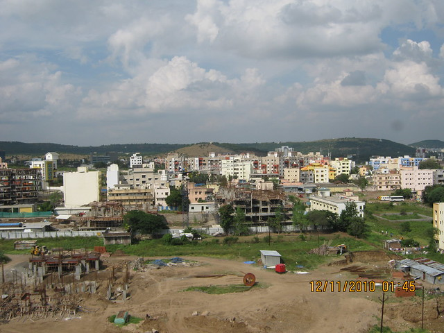 Bavdhan from Pinnacle Brook Side at Bavdhan Pune