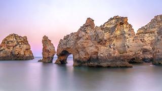 Algarve- Ponta da Piedade