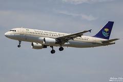 Saudi Arabian Airlines --- Airbus A320 --- HZ-ASD (Drinu C) Tags: adrianciliaphotography sony dsc rx10iii rx10 mk3 fra eddf plane aircraft aviation saudiarabianairlines airbus a320 hzasd