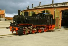 DRG BR 92 692 - Trix (Stig Baumeyer) Tags: steamlocomotive ånglok dampflokomotive damplok damplokomotiv scalah0 scala187 echelleh0 echelle187 ferromodellismo modelljärnväg modelleisenbahn modelljernbane modelrailway h0skala h0scale h0 h0layout 187 drg deutschereichsbahn baureihe92 br92 drgbr92 drgbaurehe92 preussischet13 preusischet13 prt13 prussiant13 trixh0 trix trix187