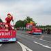 Tour de France 2017 Deutschland Werbekarawane