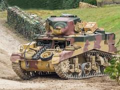 TankFest-2017-46 (Steven Reid - Reid Photographic) Tags: 2017 bovington heritage honey lighttank m3a1 stuartiv tank tankmuseum tankfest vintage