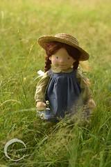 "Natural Fibre Art Doll, Anne 16"" (Waldorfdollshop) Tags: naturaldoll naturalfibreartdoll waldorfdollshop artdoll waldorfdoll steinerdoll sculpted anne"