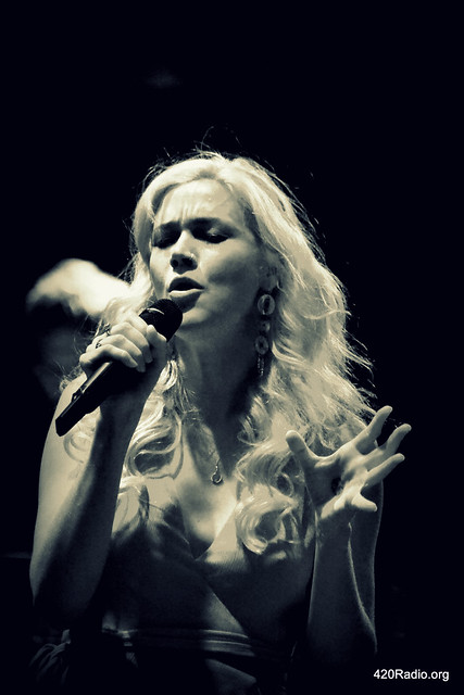 Joss Stone - Waterfront Bluesfest - Portland, OR - 07/03/17