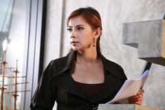 18 Christy คริสตี้ กิ้บสัน MV filming--เจ็บที่ไม่ได้เชิญ (Jep Tee Mai Dai Chuen)