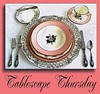 tablescape thursday's