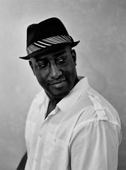 Harold (Carlos Cook Photography) Tags: newyork brooklyn mediumformat haiti haitian kodak400iso mamiya645protl