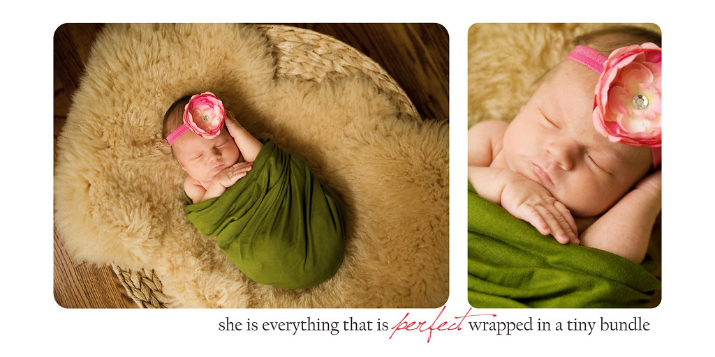 4183299903 8e76700b06 b So stinkin adorable!   BerryTree Photography : Alpharetta, GA newborn photography