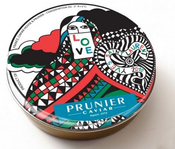 caviar-prunier-yves-saint-laurent