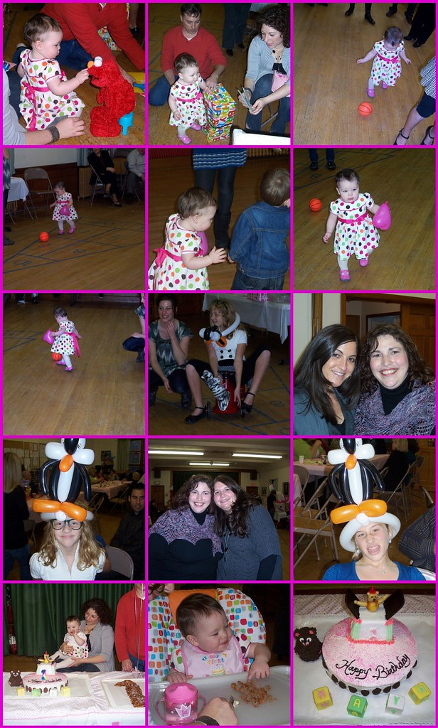 Maya's 1st Birthday