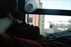 (becca cahan) Tags: life city sleeping boyfriend window silhouette tom arm dorm napping