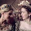 Mary and Jane (LadyTerraRose) Tags: jane mary tudor seymour the tudors