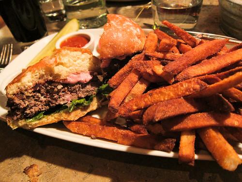 Burger @ Rustico