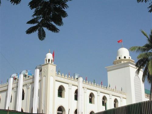 Saifee Masjid