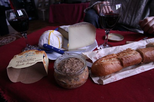 Delicatessen in Limoges.