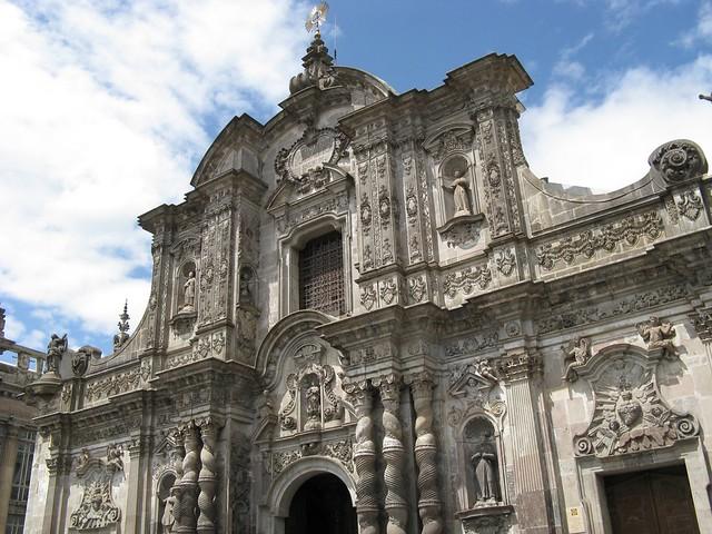 La Compañía, Quito