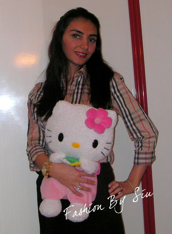 siu hello kittyle