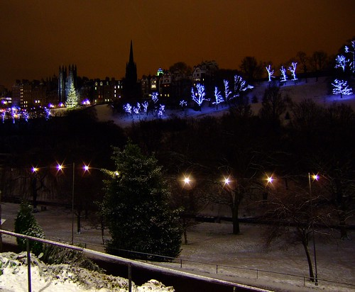 yuletide Edinburgh