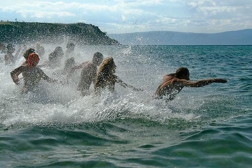 байкальский заплыв