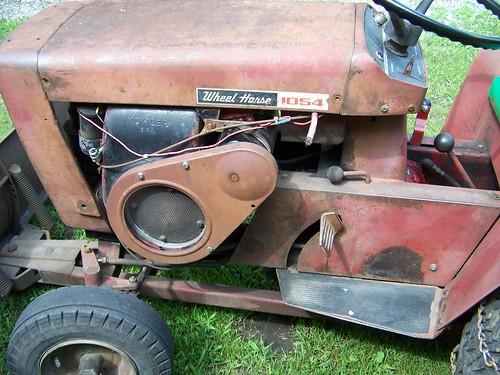 wheelhorse tractors