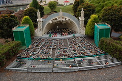 Lego Hollywood Bowl