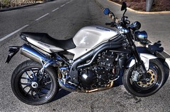 Speed Triple (marcovdz) Tags: bike motorbike triumph moto motorcycle hdr speedtriple 3xp