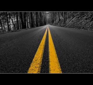 Historic Highway - Fresh Paint