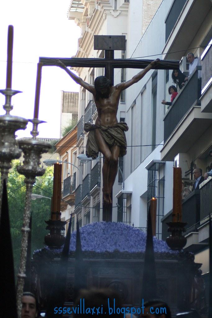 Santísimo Cristo de la Buena Muerte. Martes Santo 2009.