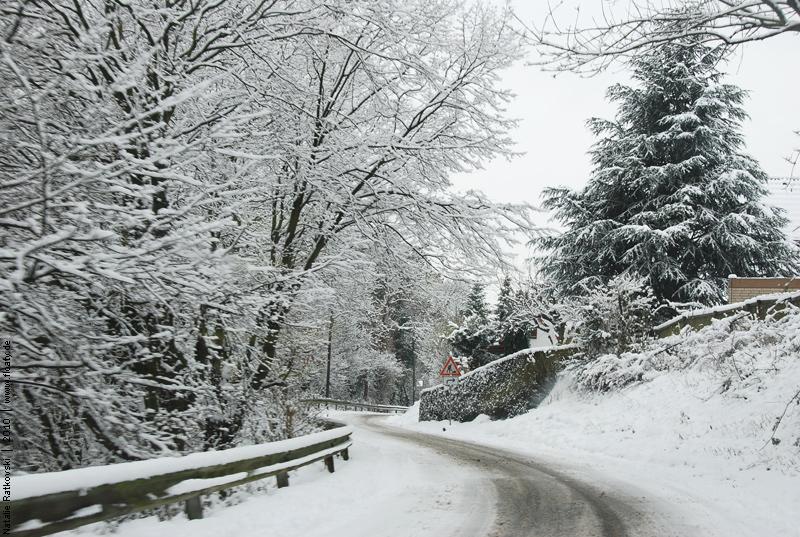 Winter 2010, Hattingen