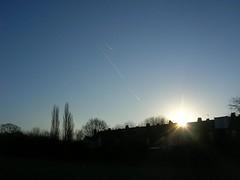 Sun 03 Jan 2010: View SE at 09:28GMT (Birmingham Selly Oak Weather) Tags: weather clouds birmingham environment climate meteorology midlands metlink b29 jcweatherman sellyoak sellypark