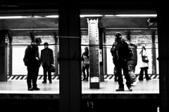 7.waiting game (mintyfreshflavor) Tags: newyork subway explore mta unionsquare exploretop100 explore90 2010yip