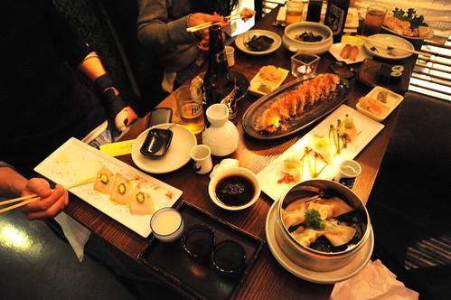 HAMAKAZE Sushi