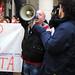 Marcello p.zza affari protesta lavoratori Omnia