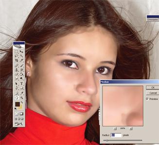 maquillaje en photoshop