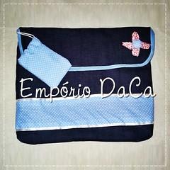 Capa de Notebook (emporiodaca) Tags: notebook handmade artesanato notebookbag capadenotebook empriodaca