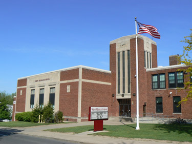 West Middle School, Auburn