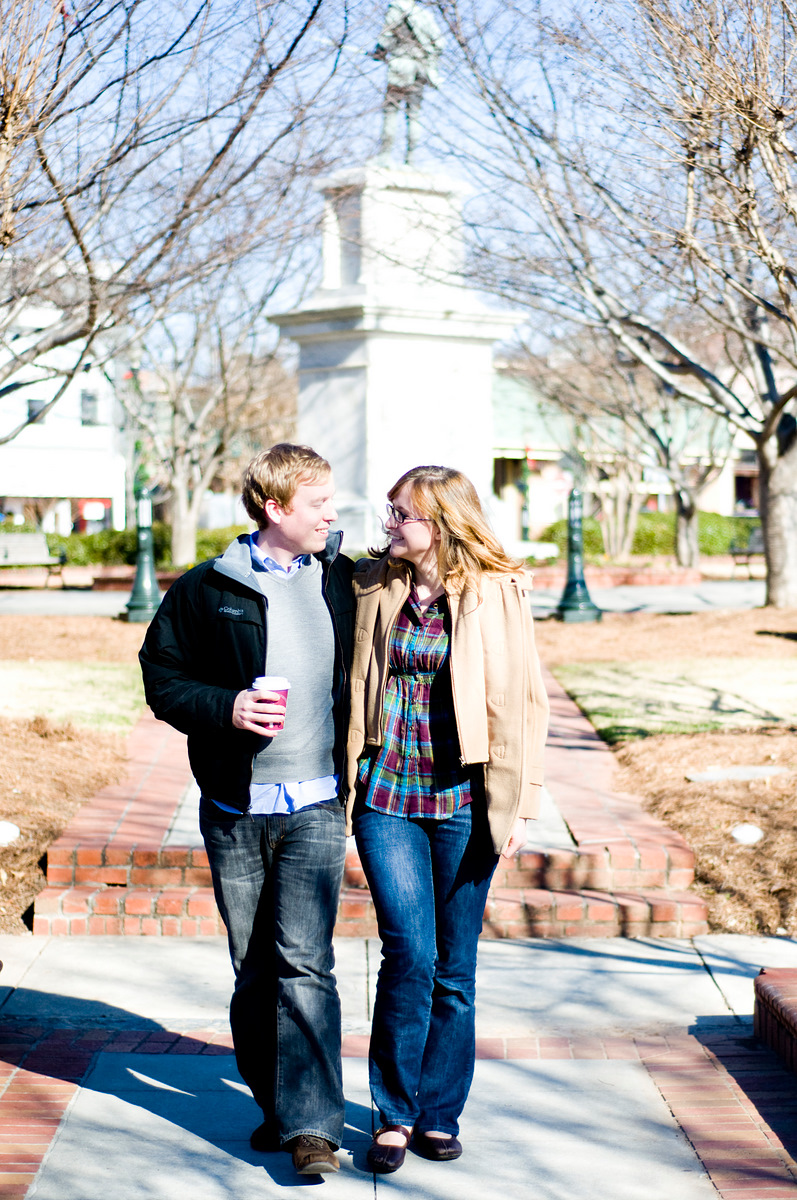 Eliz and Charlie Engagement