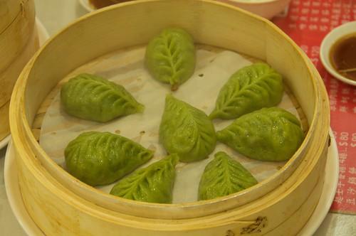 淞園飯館 花菇素蒸餃
