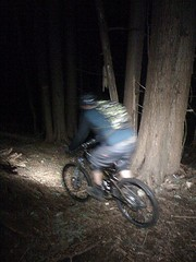 Fromme Night Ride (Chocolatefoot) Tags: night hope north led riding shore xc mountainbiking fromme executioner