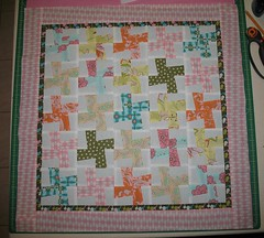Layout 1 DQS8 Option complete top (maripenquilts) Tags: rawedgeapplique artgalleryfabrics patriciabravo comfortstitching dqs8