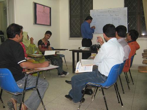 Rotary Community Centre - english language classes 03