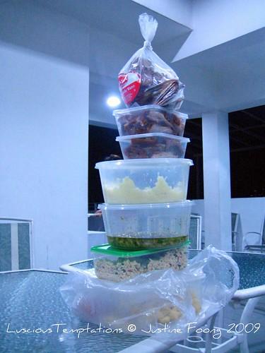 Leftovers - New Year's Eve, Kuala Lumpur